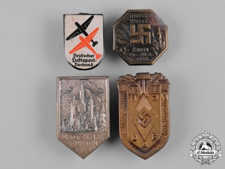 Germany, Third Reich. A Lot of Third Reich Era Event Badges