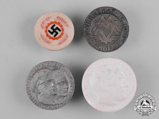 Germany, Third Reich. A Lot of Membership and Event Badges