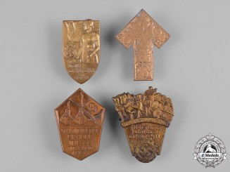 Germany, Third Reich. A Lot of Third Reich Event Badges