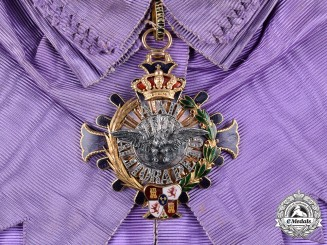Spain, Kingdom. A Civil Order of Alfonso XIII in Gold & Diamonds, Grand Cross, c.1920