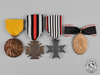 Germany, Imperial. A Lot of Commemorative Medals & Crosses