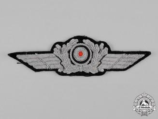Germany, Luftwaffe. A Officer's Visor Cap Insignia