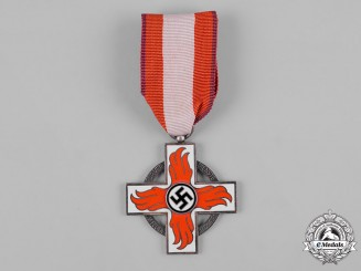 Germany, Third Reich. A Fire Brigade Service Cross, II Class