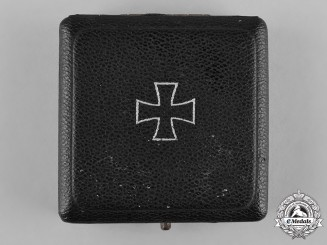 Germany, Wehrmacht. A 1939 Iron Cross I Class Case