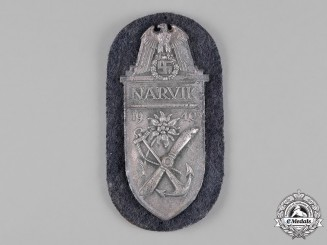 Germany, Luftwaffe. A Narvik Campaign Shield