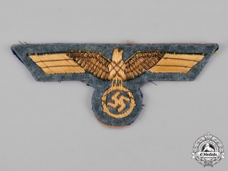 Germany, Heer. A Army General's Tunic Breast Eagle
