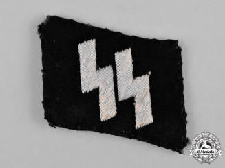 Germany, SS. A Waffen-SS EM/NCO's Collar Tab