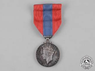 United Kingdom. An Imperial Service Medal, to Albert Charles Powell