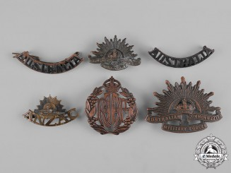 Australia. Lot of Six Badges