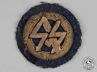 Germany, DLV. A DLV Badge for SA/SS Flying Groups