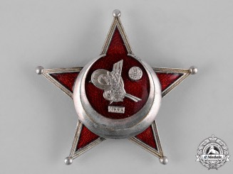 Turkey, Ottoman Empire. A War Medal, Gallipoli Star