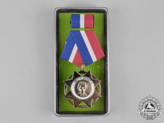 Cuba, Socialist Republic. An Order of Félix Varela, I Class c.1990