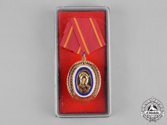 Cuba, Socialist Republic. An Order of Ana Betancourt, Single Class c.1980