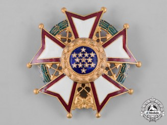United States. A Legion of Merit, Chief Commander