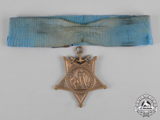 United States. A Navy Medal of Honor, Type X