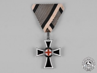 Austria, Imperial. A Teutonic Order Marian Cross