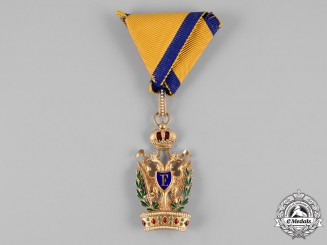 Austria, Imperial. An Order of the Iron Crown, III Class, c.1917