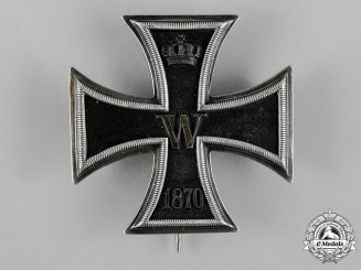 Germany, Imperial. An 1870 Iron Cross, I Class