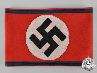 Germany, SS. An SS Member's Armband