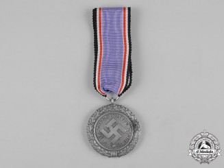 Germany, RLB. An Air Defence League (RLB) Air Protection Medal, II Class