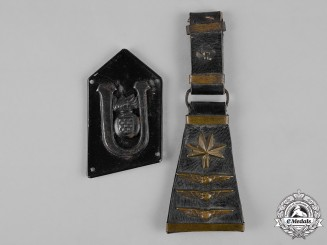 Croatia, Independent State. Two Second War Items