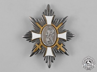 Germany, Imperial. A First War German Field Honour Badge