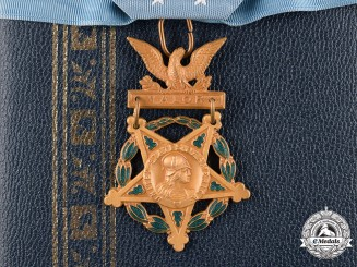 United States. An Army Medal of Honor, Type VI (1964-present)