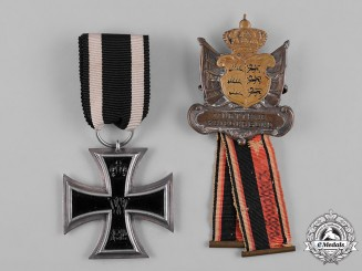 Germany, Imperial. A Pair of Imperial German Decorations