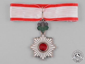 Japan, Empire. An Order of the Rising Sun, III Class c.1930
