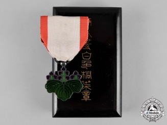 Japan, Empire. An Order of the Rising Sun, VII Class
