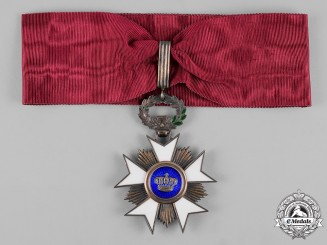 Belgium, Kingdom. An Order of the Crown, Commander, c.1910