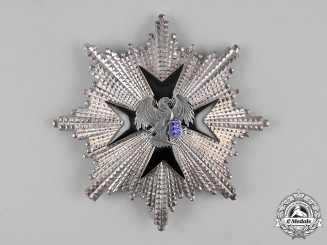 Estonia, Republic. An Order of the Eagle Cross, I Class Star, c.1930