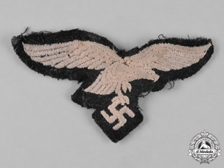 Germany, Luftwaffe. A Cap Eagle