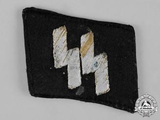 Germany, Waffen-SS. A NCO Collar Tab