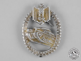 Germany, Heer. An Armored Marksmanship Lanyard Badge, by Assmann