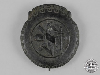 Germany, NSKK. A Badge for Dutch Eastern Front Volunteers in the NSKK