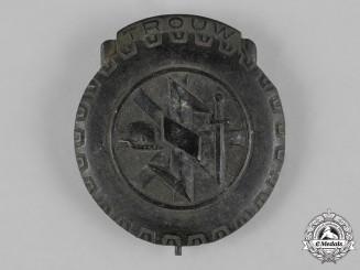 Germany, NSKK. A Badge for Dutch Eastern Front Volunteers in the NSKK