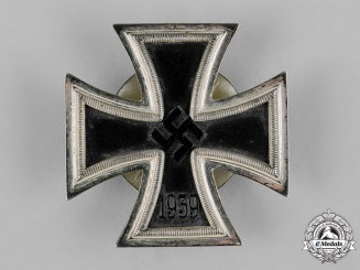 Germany, Wehrmacht. A 1939 Iron Cross I Class, by B.H. Mayer, Maerz Published Example