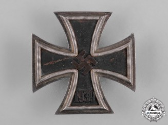Germany, Wehrmacht. A 1939 Iron Cross, I Class