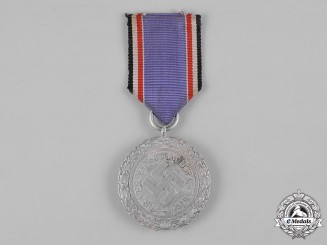 Germany, RLB. A Reich Air Raid Protection League (RLB) Air Raid Defence Medal, II Class