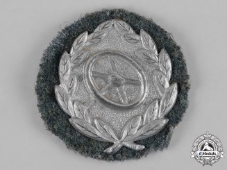 Germany, Wehrmacht. A Driver Proficiency Badge in Silver