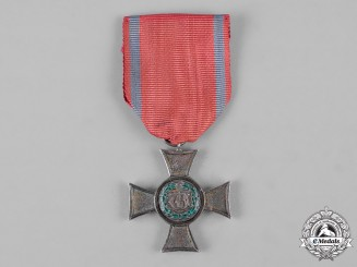 Württemberg, Kingdom. A 21-Year Long and Devoted Service Cross, II Class