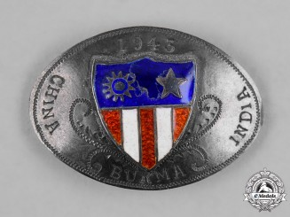 United States. An Army Air Force China-Burma-India (CBI) Theater-Made Bracelet, 1943