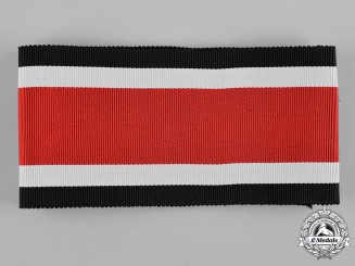 Germany, Third Reich. A Length of Ribbon for the Grand Cross of the Iron Cross
