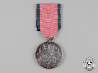 United Kingdom. A Turkish Crimea Medal 1855-1856
