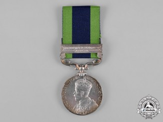 United Kingdom. An India General Service Medal 1908-1935, Prince Albert Victor's Own Regiment of Cavalry