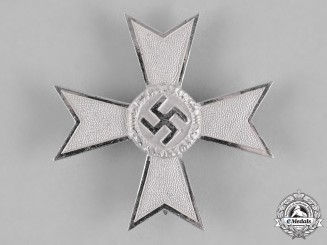 Germany, Wehrmacht. A War Merit Cross, I Class, by Julius Bauer & Söhne