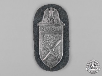 Germany, Heer. A Narvik Campaign Shield