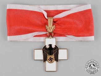 Germany, Third Reich. A German Social Welfare Decoration, I Class, by Godet