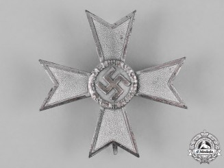 Germany, Wehrmacht. A War Merit Cross, I Class, by Wilhelm Deumer